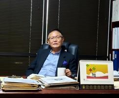 <한국일보가 만난 사람들>애틀랜타조지아 한인상공회의소 이홍기회장