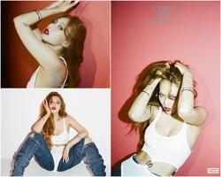 현아, 'GOOD GIRL' 티저 이미지 공개..독보적 포스
