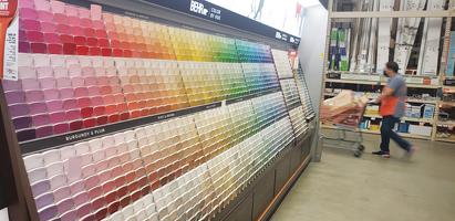페인트 색상만 잘 골라도 집 비싸게 팔 수 있어