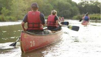 돈 화이트 기념공원에서 출발하는 일몰 카누 여행 (9월 3일(토) 오후 5시)