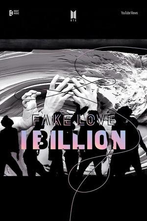 '페이크 러브' MV도 10억 뷰 고지…BTS 통산 5번째 기록