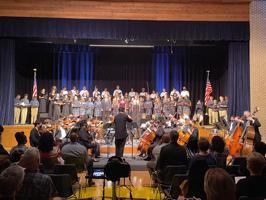 킬리안힐 크리스천 합창단, 출연자들과 애틀랜타 신포니아가 함께 어우러져 아름다운 하모니를 이루었다.